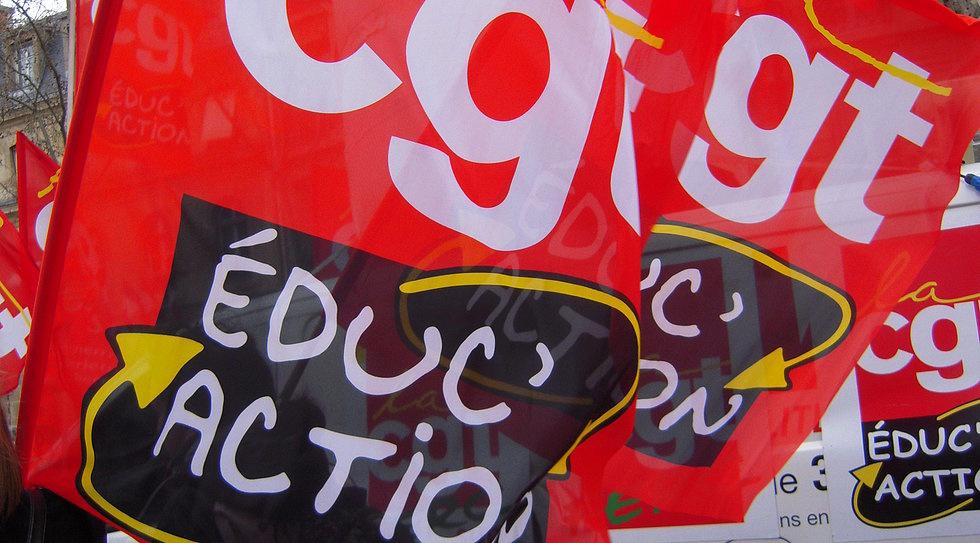 Communiqué de la CGT : Loi Blanquer, une vision de l'école que nous combattons